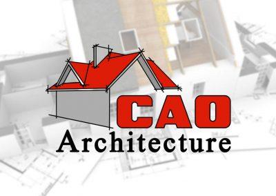 Logo CAOArchitecture