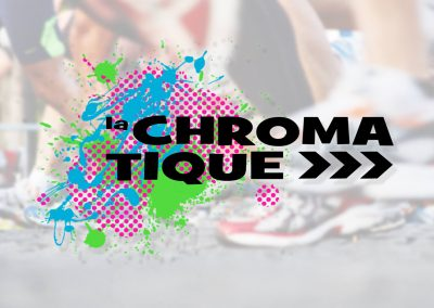 Logo Chromatique